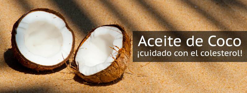 aceite de coco para dieta